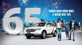 Mua xe Honda CR-V, nhận sổ tiết kiệm gần 60 triệu đồng