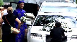 Vì sao Louis Nguyễn phải mượn xe Hà Tăng đi đón dâu?