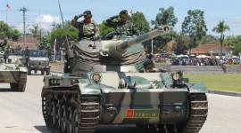 Nga giúp Indonesia chế tạo xe tăng