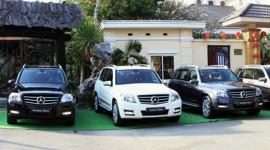 Bộ Tài chính cân nhắc giảm phí trước bạ ôtô cũ