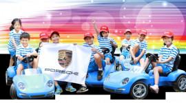 Porsche Việt Nam hướng dẫn ATGT cho trẻ em