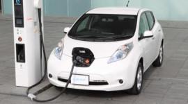 Lộ diện Nissan Leaf 2013