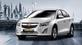 Thị trường Đông Nam Á đón Chevrolet Cruze 2013