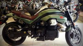 Hàng độc Moto Guzzi Griso 1200SE 2012 về Việt Nam