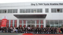 Toyota Việt Nam khai trương Trạm dịch vụ ủy quyền mới
