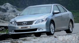 Vì sao Toyota Camry 2012 thành công tại Việt Nam?