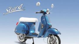LML 4 Star - scooter điệu đà