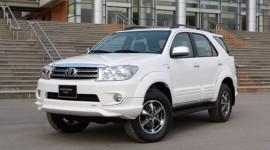 Toyota nâng cấp cho Fortuner
