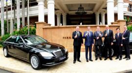 Mercedes-Benz giao lô xe sang trị giá 21 tỉ đồng