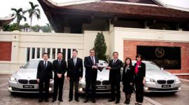 BMW Euro Auto bàn giao xe cho khách sạn Sheraton Hà Nội