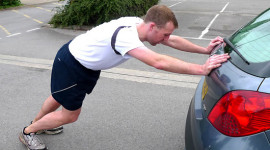 Những chấn thương lãng xẹt vì ôtô