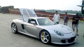 Siêu xe Porsche Carrera GT duy nhất tới Việt Nam