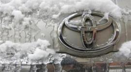 Toyota đang nỗ lực phục hồi tại Trung Quốc