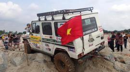 """RFC 2012: """"Những trái tim offroad Việt Nam"""" đã vào cuộc"""