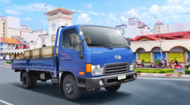 Mua xe bền, giá giảm từ Thaco Hyundai