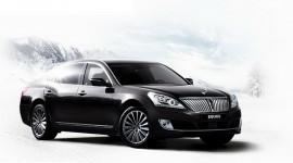 Hyundai Equus hạng sang 2013 ra mắt