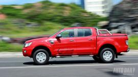 Ford Ranger - Chuẩn mực mới trong dòng xe bán tải