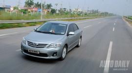 Toyota Việt Nam bứt phá trong tháng 11