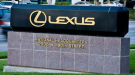 Mỹ vẫn là thị trường trọng điểm của Lexus