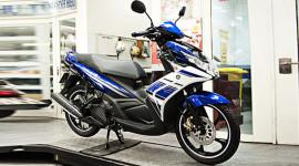 Yamaha Nouvo GP mới có giá 37,2 triệu