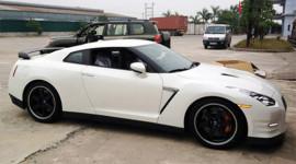 Nissan GT-R 2012 đặt chân đến Việt Nam