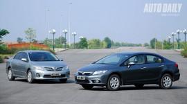 Tăng phí trước bạ, ô tô đăng ký mới giảm mạnh
