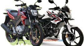 Cuộc chiến mô-tô giá rẻ giữa Honda và Yamaha