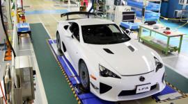 Siêu phẩm Lexus LFA cuối cùng xuất xưởng