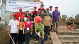 Nissan Việt Nam chung tay làm từ thiện