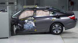 Honda Accord 2013 đạt tiêu chuẩn an toàn cao nhất