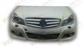 """Mẫu xe """"nhái"""" Mercedes C-Class chuẩn bị trình làng"""