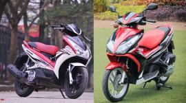 Honda AirBlade mới và cũ có gì khác biệt?