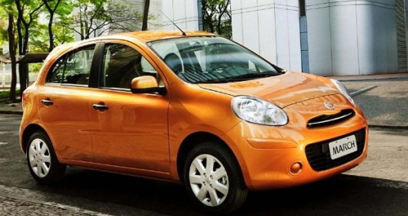 Nissan lập kỷ lục doanh số tại Brazil