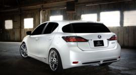 Lexus chạm mốc 500.000 xe hybrid trên toàn cầu