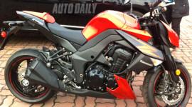"""Kawasaki Z1000 ABS 2012 về Việt Nam """"đón"""" Noel"""