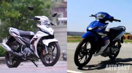 Suzuki Axelo 125 có xứng với Yamaha Exciter?