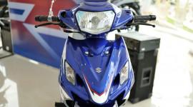 Cận cảnh từng chi tiết Suzuki Axelo tại Việt Nam