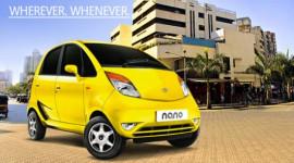 Xe rẻ nhất thế giới Tata Nano sẽ có động cơ mới
