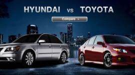 Toyota vs. Hyundai: Cuộc chiến tỉ giá