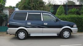 Ký hiệu GL, GX trên Toyota Zace có ý nghĩa gì?