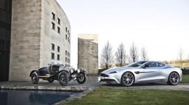 Aston Martin – 100 năm danh giá