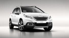 Peugeot 2008 – Đối thủ của Nissan Juke