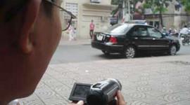 CSGT được phạt nóng qua camera