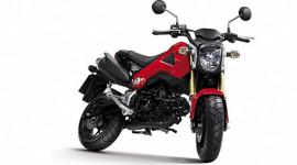 Honda MSX125 - đối thủ mới của Yamaha Exciter tại Việt Nam