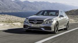 Mercedes-Benz E63 AMG 2014 lộ diện