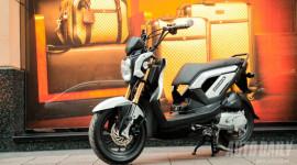 """Honda Zoomer X 2012 - Xe tay ga """"khác người"""" tại Việt Nam"""
