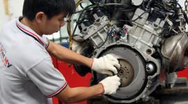'Giải phẫu' Lamborghini Murcielago ở Việt Nam