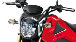 Cận cảnh xe côn tay Honda MSX125 sắp ra mắt