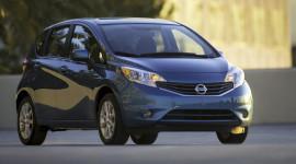 Nissan giới thiệu xe Versa Note giá dưới 14.000 USD