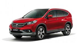 Honda CR-V 2013 sắp ra mắt tại Việt Nam